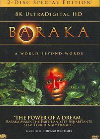 Baraka - (Region 1 Import DVD)