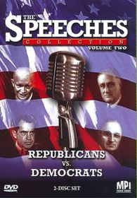 Speeches Collection Vol 2:Republicans - (Region 1 Import DVD)