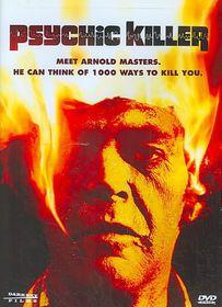 Pyschic Killer - (Region 1 Import DVD)