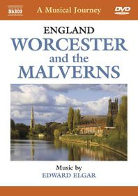 Elgar:England Worcester & the Malvern - (Region 1 Import DVD)
