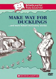 Make Way for Ducklings - (Region 1 Import DVD)