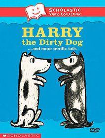 Harry the Dirty Dog - (Region 1 Import DVD)