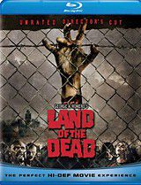 George a Romero's Land of the Dead (2005) - (Region A Import Blu-ray Disc)