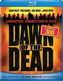 Dawn of the Dead Unrated Director's Cut - (Region A Import Blu-ray Disc)
