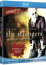 Strangers, The - (Region A Import Blu-ray Disc)