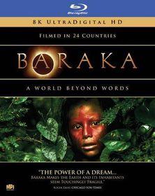 Baraka - (Region A Import Blu-ray Disc)