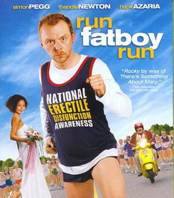 Run Fat Boy Run - (Region A Import Blu-ray Disc)