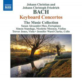 Bach: Keyboard Concertos - Bach: Keyboard Concertos (CD)