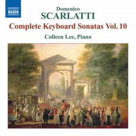 Scarlatti: Sonatas Vol 10 - Scarlatti: Sonatas Vol 10 (CD)
