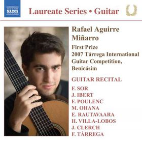 Rafael Aguirre Minarro:Guitar Recital - (Import CD)