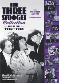 Three Stooges Collection 1943-1945 - (Region 1 Import DVD)