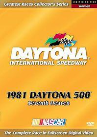 1981 Daytona 500 - (Region 1 Import DVD)