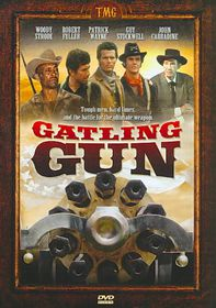 Gatling Gun - (Region 1 Import DVD)