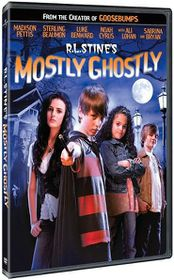 Rl Stine's Mostly Ghostly - (Region 1 Import DVD)