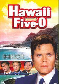 Hawaii Five-O:Fifth Season - (Region 1 Import DVD)