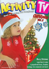 Activity TV:Christmas Fun Vol 2 - (Region 1 Import DVD)