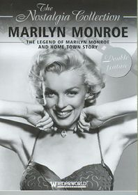 Legend of Marilyn Monroe and Home Tow - (Region 1 Import DVD)