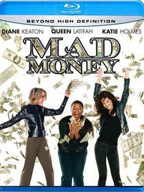 Mad Money - (Region A Import Blu-ray Disc)