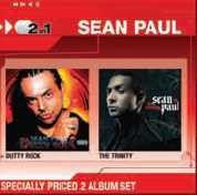 Sean Paul - Dutty Rock / The Trinity (CD)