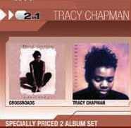 Tracy Chapman - Crossroads / Tracy Chapman (CD)