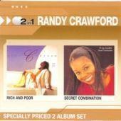 Randy Crawford - Rich & Poor / Secret Combination (CD)