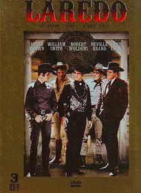 Laredo Season 2 Part One - (Region 1 Import DVD)