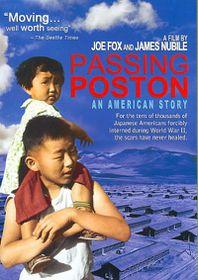 Passing Poston - (Region 1 Import DVD)