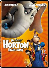 Horton Hears a Who - (Region 1 Import DVD)