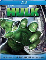 Hulk (2003) - (Region A Import Blu-ray Disc)