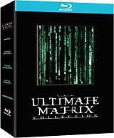 Ultimate Matrix Collection - (Region 1 Import Blu-ray Disc)