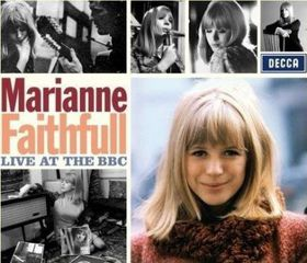 Marianne Faithful - Live At The BBC (CD)