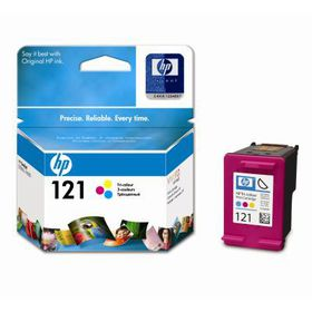 HP Tri-color Ink Cartridge, 165 pages