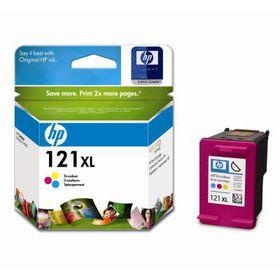 HP 121 XL Tri-Color Printer Cartridge