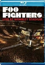 Foo Fighters:Live at Wembley Stadium - (Region A Import Blu-ray Disc)