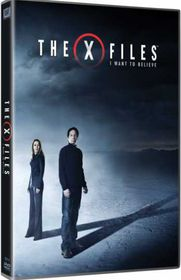 The X-Files: I Want to Believe (2008) - (DVD)