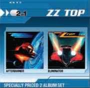 Zz Top - Afterburner / Eliminator (CD)