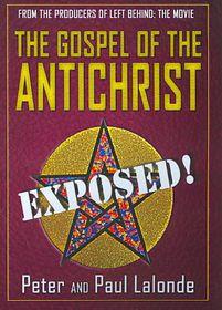 Gospel of the Antichrist:Exposed - (Region 1 Import DVD)