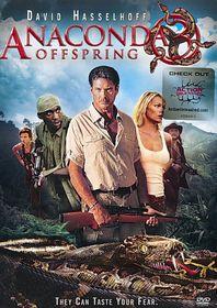 Anaconda 3:Offspring - (Region 1 Import DVD)