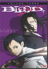 Blood Plus Vol 3 - (Region 1 Import DVD)