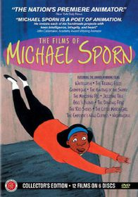 Michael Sporn Box Set - (Region 1 Import DVD)