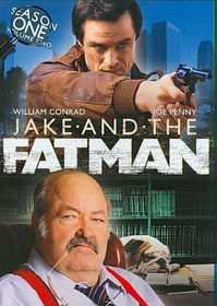 Jake and the Fatman:Season One Vol 2 - (Region 1 Import DVD)