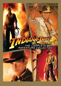 Indiana Jones:Complete Adventure Collection - (Region 1 Import DVD)