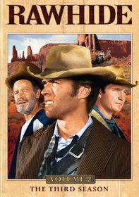 Rawhide:Season Three Vol 2 - (Region 1 Import DVD)