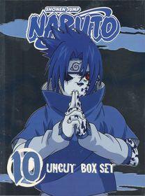 Naruto Uncut Box Set Vol 10 (Special - (Region 1 Import DVD)