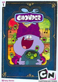 Chowder:Volume 1 - (Region 1 Import DVD)