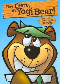 Hey There It's Yogi Bear - (Region 1 Import DVD)