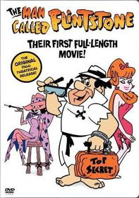Man Called Flintstone - (Region 1 Import DVD)