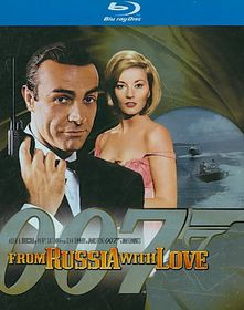 From Russia with Love Ultimate Editio - (Region A Import Blu-ray Disc)