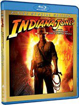 Indiana Jones and the Kingdom of the Crystal Skull - (Region 1 Import Blu-ray Disc)