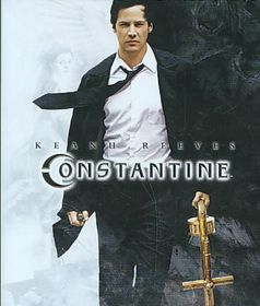 Constantine - (Region 1 Import Blu-ray Disc)